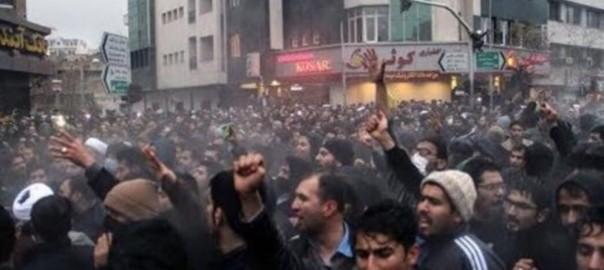 Arbeiter*innen-Proteste im Iran