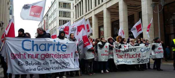 CFM-Demonstration am 11.02.2020